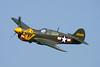 N401WH (210256) Curtiss P-40K Warhawk c/n 21640 Oshkosh/KOSH/OSH 27-07-10
