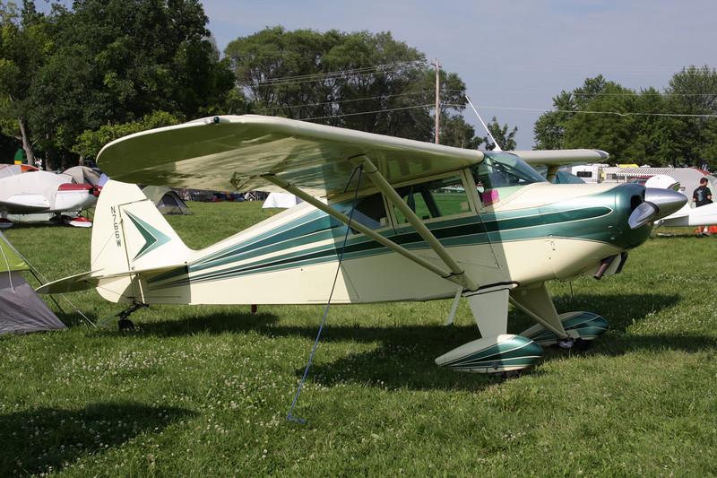 N766W Piper PA-22-150 Tri-Pacer c/n 22-7295 Oshkosh/KOSH/OSH 27-07-10