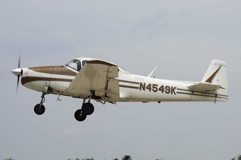 N4549K North American Navion c/n NAV-4-1549 Oshkosh/KOSH/OSH 27-07-10