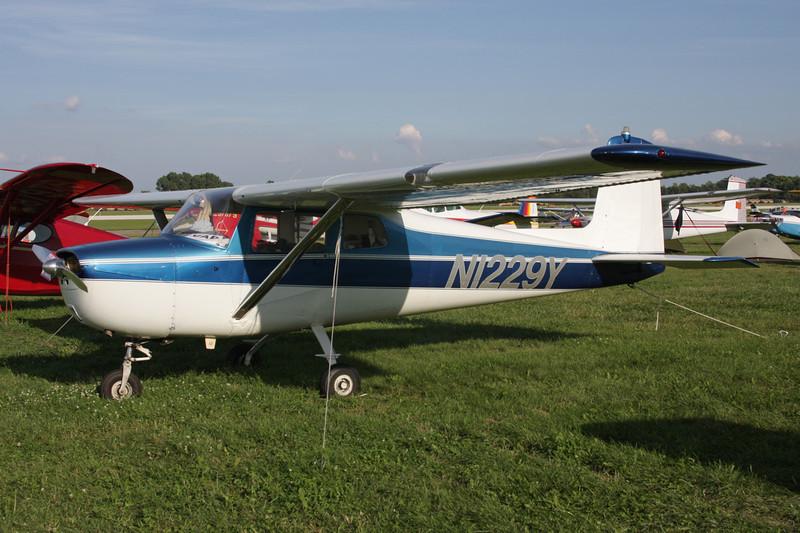 N1229Y Cessna 150B c/n 150-59629 Oshkosh/KOSH/OSH 26-07-10