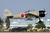 N8280K (AI-I-129/6533) Mitsubishi A6M2-21 Zero c/n 1498 Oshkosh/KOSH/OSH 27-07-10