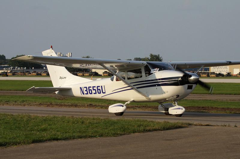 N3656U Cessna 182F c/n 182-55056 Oshkosh/KOSH/OSH 29-07-10