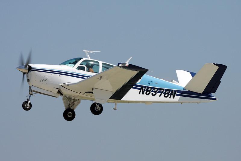 N8378N Beech V35A Bonanza c/n D-8760 Oshkosh/KOSH/OSH 29-07-10