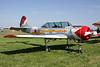 N352SH Yakovlev Yak-52 c/n 855704 Oshkosh/KOSH/OSH 26-07-10