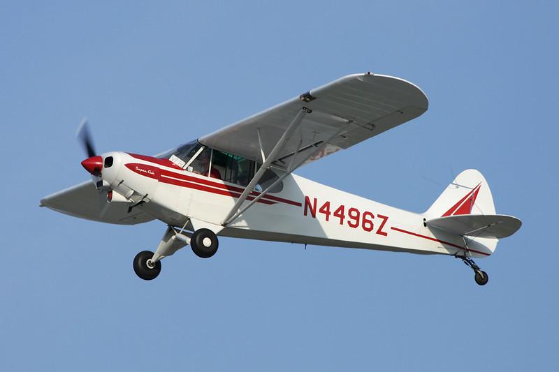 N4496Z Piper PA-18-150 Super Cub c/n 18-8851 Oshkosh/KOSH/OSH 29-07-10