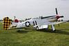 N1451D (11) North American P-51D Mustang c/n 122-40986 Oshkosh/KOSH/OSH 30-07-10