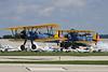 N56878 (428) Boeing Stearman Kaydet PT-17 c/n 75-1712 and N59269 (817) Boeing Stearman Kaydet PT-27 c/n 75-3867 Oshkosh/KOSH/OSH 28-07-10