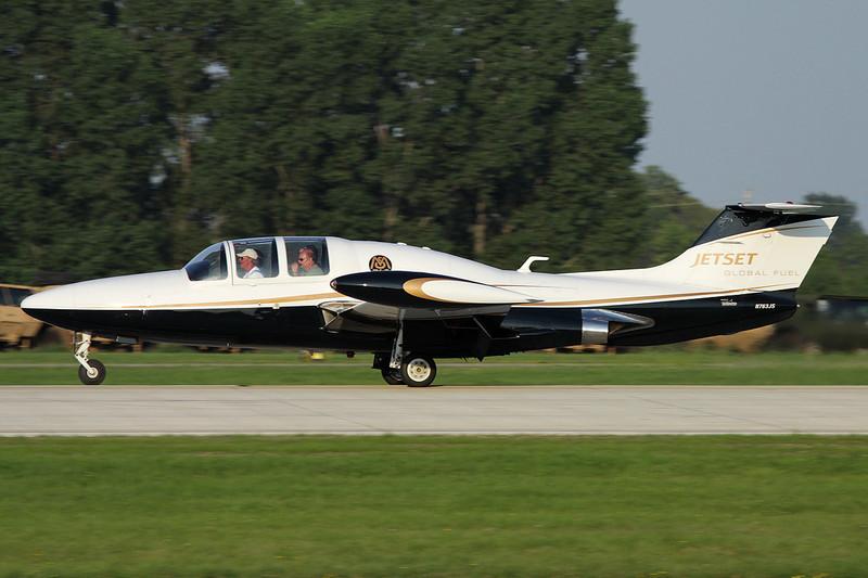 N762JS Morane-Saulnier MS.760 Paris IR c/n 092 Oshkosh/KOSH/OSH 29-07-10