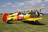 N4997V (414) Boeing Stearman Kaydet N2S-4 c/n 75-3423 Oshkosh/KOSH/OSH 28-07-10
