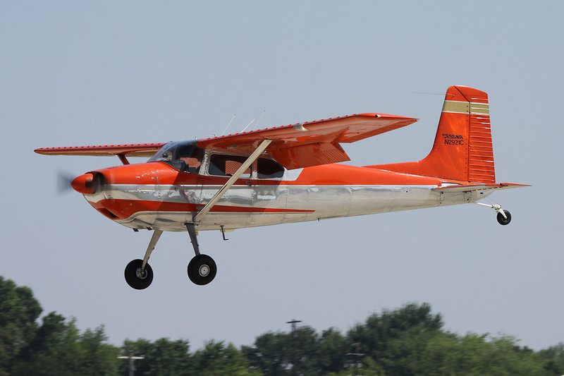 N2921C Cessna 180 c/n 30821 Oshkosh/KOSH/OSH 29-07-10