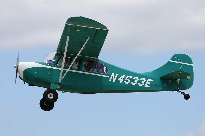 N4533E Aeronca 7DC Champion c/n 7DC-139 Oshkosh/KOSH/OSH 28-07-10