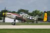 N5428V (44-73264/CY-U) North American P-51D Mustang c/n 122-39723 Oshkosh/KOSH/OSH 28-07-10