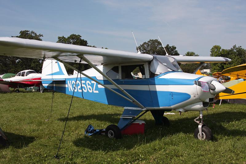N3256Z Piper PA-22-150 Tri-Pacer c/n 22-7205 Oshkosh/KOSH/OSH 27-07-10