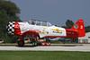 "N7462C (3) North American AT-6F Texan c/n 121-43211 Oshkosh/KOSH/OSH 26-07-10 ""Aeroshell Aerobatic Team"""