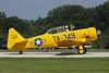 N6G (93349/TA-349) North American T-6G Texan c/n 168-463 Oshkosh/KOSH/OSH 26-07-10