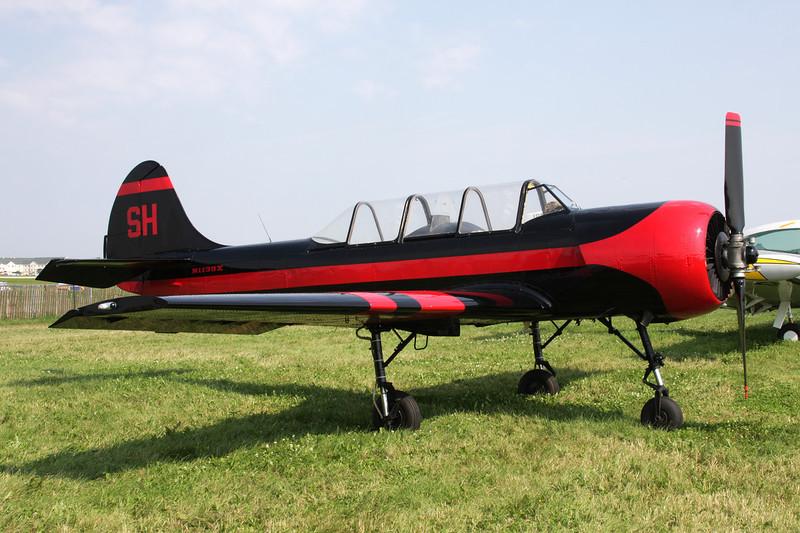 N1139X (SH) Yakovlev Yak-52 c/n 844610 Oshkosh/KOSH/OSH 30-07-10