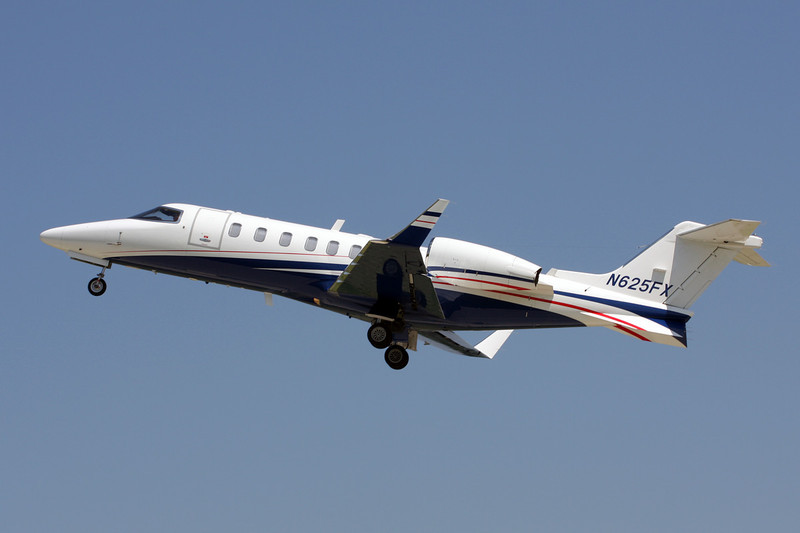 N625FX Learjet 40 c/n 45-2116 Oshkosh/KOSH/OSH 29-07-10