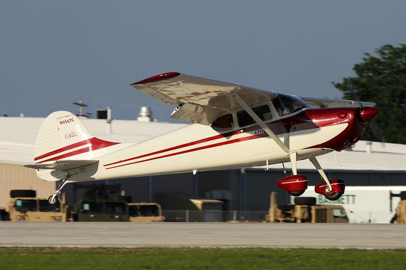 N4567C Cessna 170B c/n 25511 Oshkosh/KOSH/OSH 26-07-10