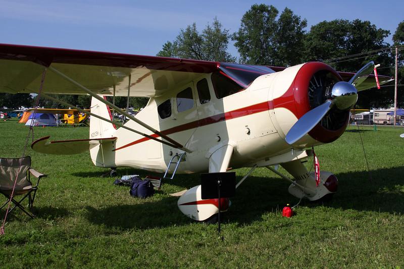 N9125H (NC9125H) Howard NH-1 Nightingale c/n 767 Oshkosh/KOSH/OSH 27-07-10