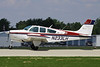 N233LH Beech F33A Bonanza c/n CE-550 Oshkosh/KOSH/OSH 29-07-10