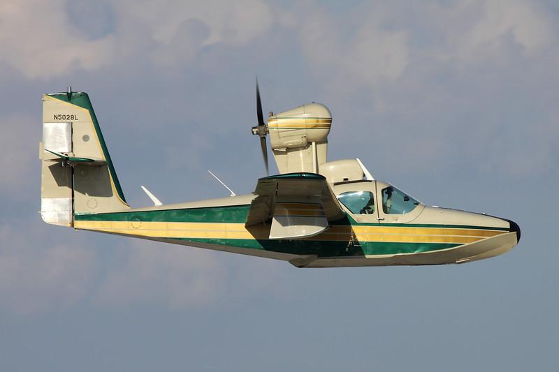 N5028L Lake LA-4 200 Buccaneer c/n 485 Oshkosh/KOSH/OSH 26-07-10