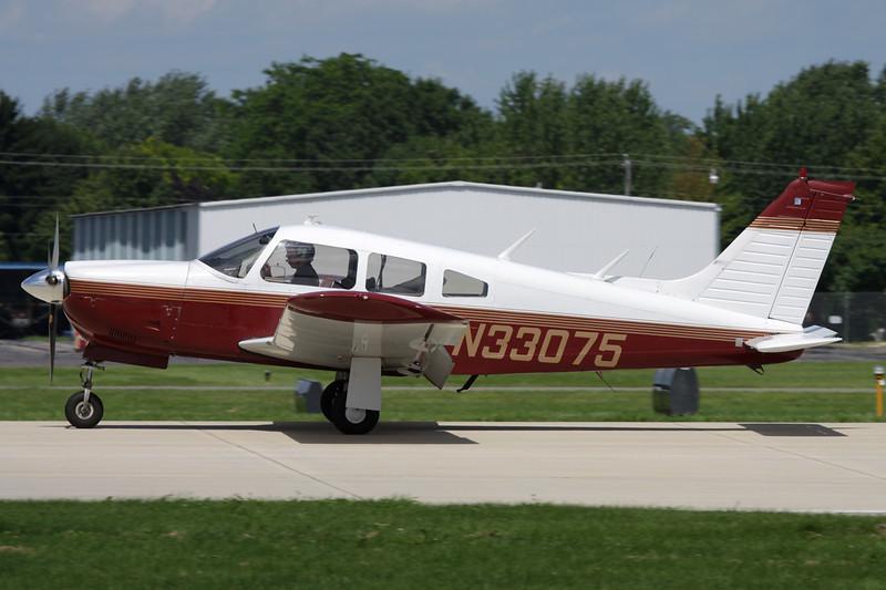 N33075 Piper PA-28R-200 Cherokee Archer II c/n 28R-7535116 Oshkosh/KOSH/OSH 28-07-10