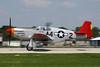 N61429 (NX61429/A4-2) North American P-51C Mustang c/n 103-26199 Oshkosh/KOSH/OSH 29-07-10