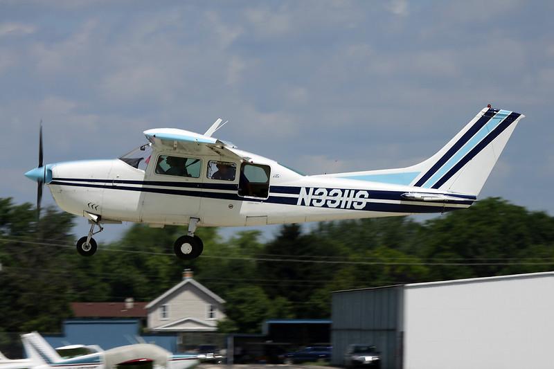 N3311S Cessna 210J Centurion c/n 210-59111 Oshkosh/KOSH/OSH 28-07-10