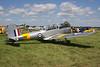 N4996 (WK588) de Havilland Canada DHC-1 Chipmunk 22 c/n C1/0611 Oshkosh/KOSH/OSH 28-07-10