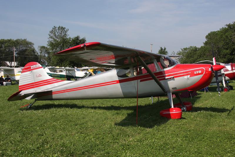 N8250A Cessna 170B c/n 25102 Oshkosh/KOSH/OSH 27-07-10