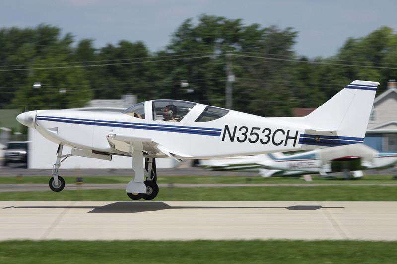 N353CH Stoddard-Hamilton Glasair III c/n 3302 Oshkosh/KOSH/OSH 28-07-10
