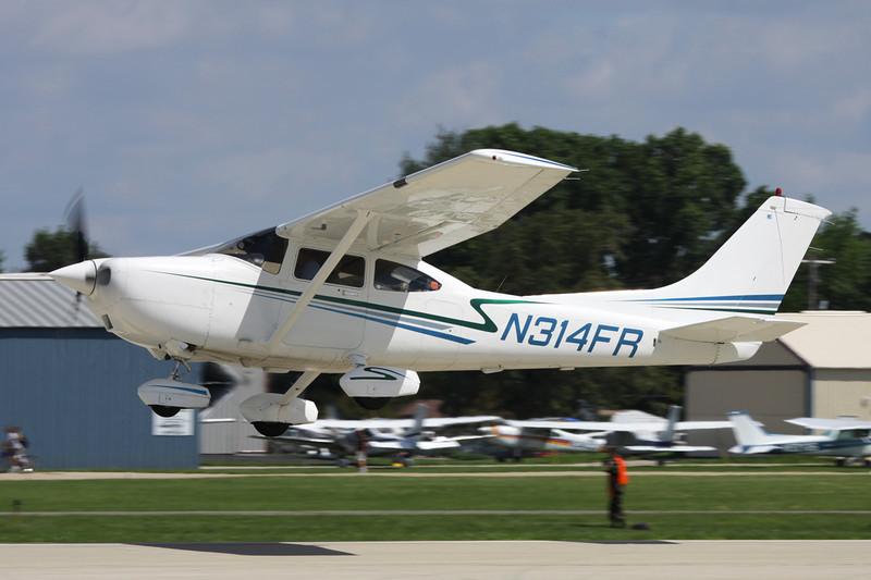 N314FR Cessna 182S c/n 182-80260 Oshkosh/KOSH/OSH 28-07-10