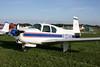 N1204X Mooney M.20C c/n 2607 Oshkosh/KOSH/OSH 26-07-10
