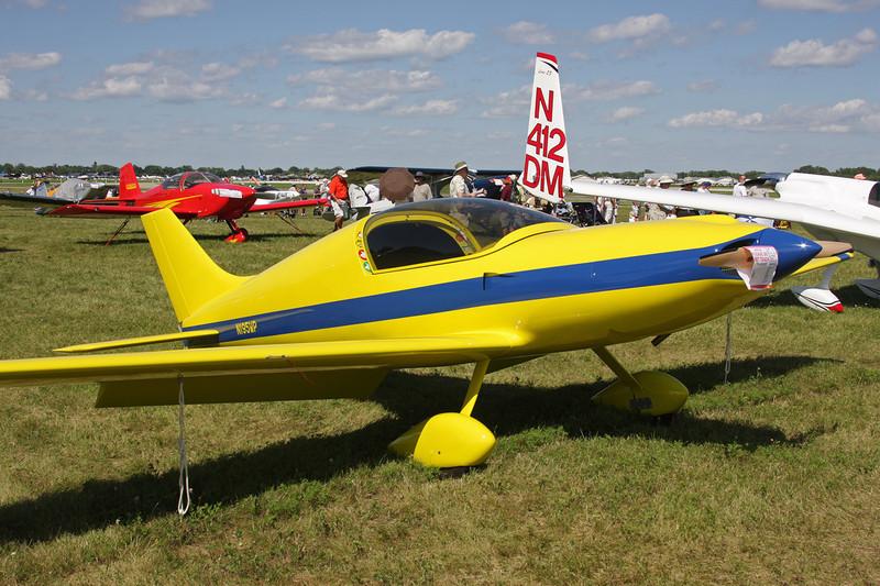 N195WP Aero Designs Pulsar 582 c/n 273 Oshkosh/KOSH/OSH 28-07-10