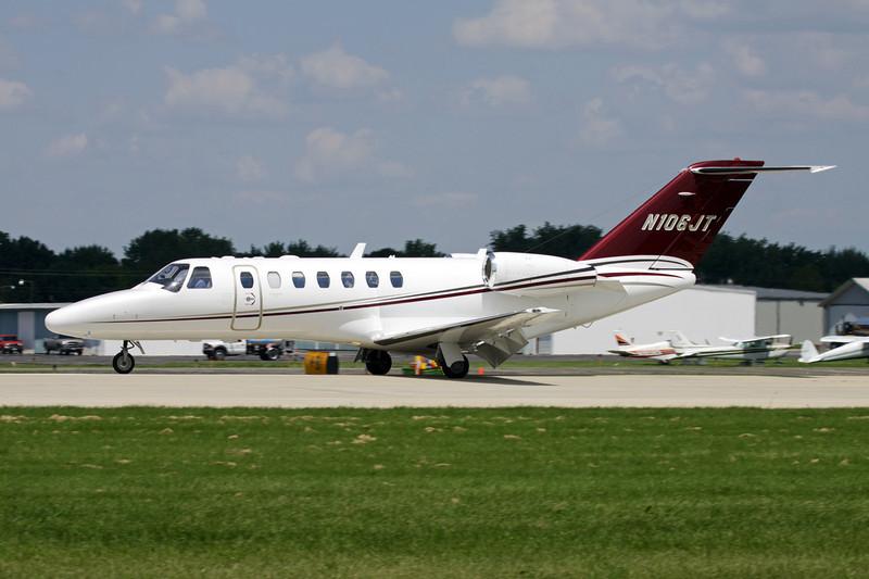 N106JT Cessna 525B Citation Jet 3 c/n 525B-0106 Oshkosh/KOSH/OSH 29-07-10