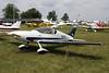 N821M Aero Designs Pulsar XP c/n 298 Oshkosh/KOSH/OSH 27-07-10