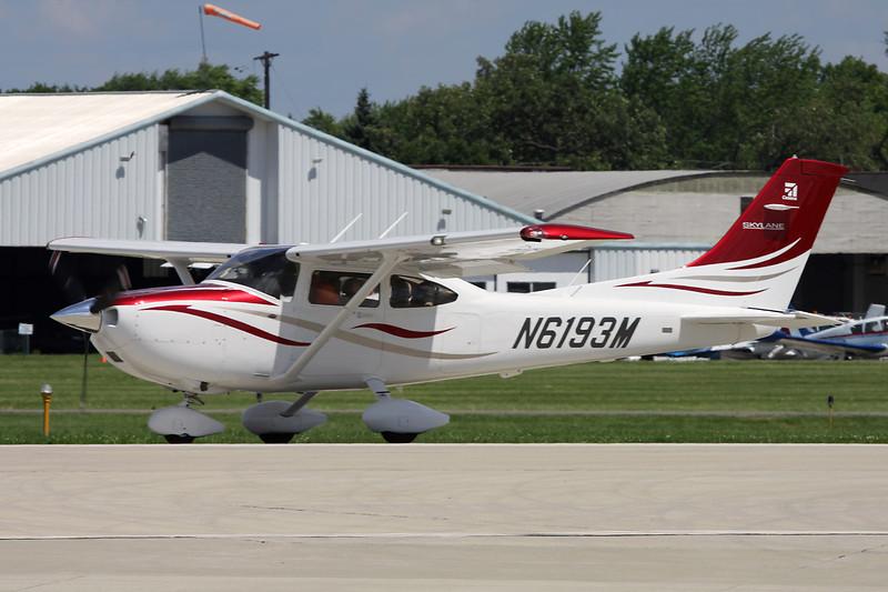 N6193M Cessna 182T c/n 182-82058 Oshkosh/KOSH/OSH 28-07-10