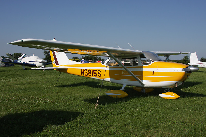 N3815S Cessna 172E c/n 172-51015 Oshkosh/KOSH/OSH 29-07-10