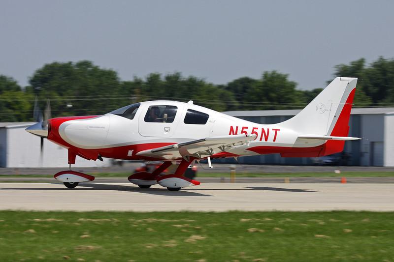 N55NT Neico Lancair LC-41-550FG Columbia 400 c/n 41775 Oshkosh/KOSH/OSH 29-07-10