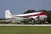 "N97H Douglas DC-3 C-47B-40-DK ""Hiller Aviation Museum"" c/n 16865 Oshkosh/KOSH/OSH 26-07-10"