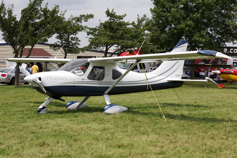 N30KP Stoddard-Hamilton Glasair GS-2 Sportsman c/n 7120 Oshkosh/KOSH/OSH 27-07-10