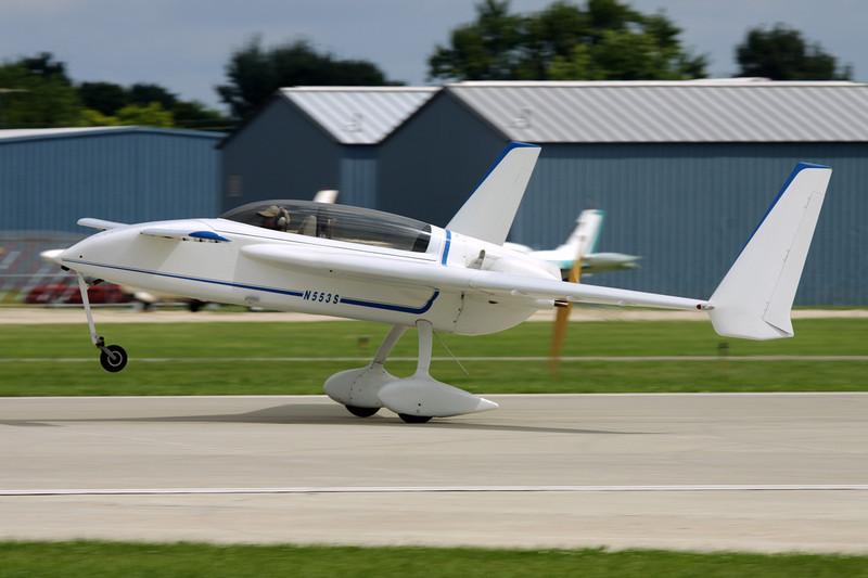 N553S Rutan Long Ez c/n 1998 Oshkosh/KOSH/OSH 28-07-10