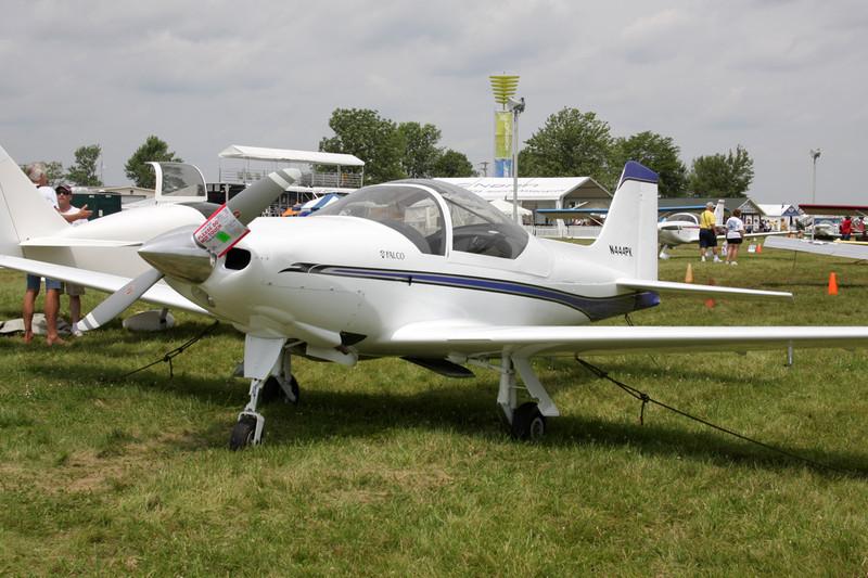 N444PK Sequoia F.8L Falco c/n 1364 Oshkosh/KOSH/OSH 27-07-10