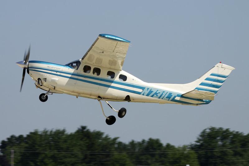 N731LT Cessna P.210N Pressurized Centurion c/n P210-00436 Oshkosh/KOSH/OSH 29-07-10