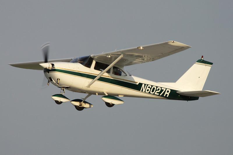 N6027R Cessna 172G c/n 172-53696 Oshkosh/KOSH/OSH 29-07-10