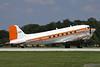 "N34 Douglas DC-3 R4D-6R ""Federal Aviation Administration"" c/n 16611 Oshkosh/KOSH/OSH 26-07-10"