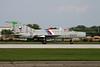 N9307 (9307)  Mikoyan-Gurevich MiG-21MF c/n 96004307 Oshkosh/KOSH/OSH 29-07-10