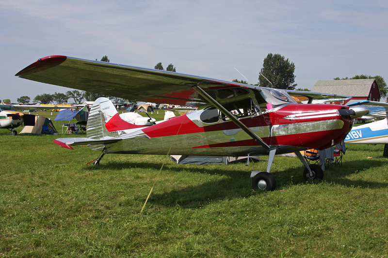 N2865C Cessna 170B c/n 26408 Oshkosh/KOSH/OSH 27-07-10
