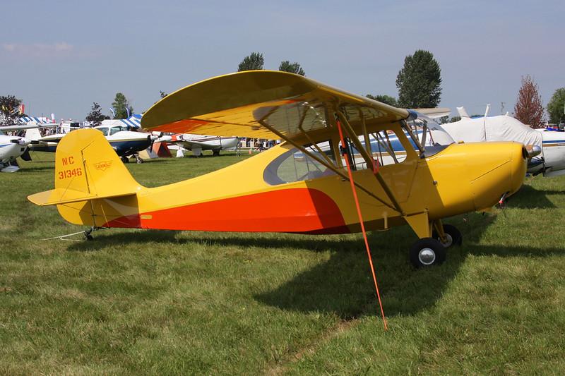 N31346 (NC31346) Aeronca 7AC Champion c/n 7AC-1286 Oshkosh/KOSH/OSH 27-07-10
