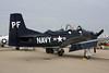 N555PF (138265/PF) North American T-28B Trojan c/n 200-336 Oshkosh/KOSH/OSH 30-07-10